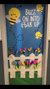Spring Door Decorations For Daycare