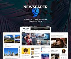 100 Modern Design Blog 65 Best Personal WordPress Themes 2019 Colorlib