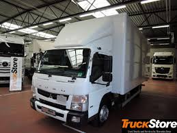 100 Truck Store Mitsubishi Fuso FUSO CANTER 7C15 4x2 Closed Box Truck