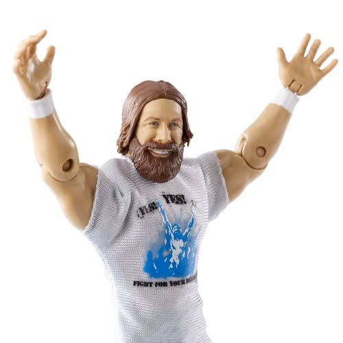 WWE Elite Collection Daniel Bryan Summer Slam Series 68 Action Figure