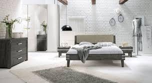 möbel im industrial stil loft flair im schlafzimmer