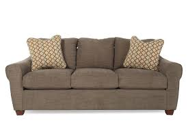 mathis brothers sofa and loveseats contemporary comfort sofa in brown mathis brothers furniture