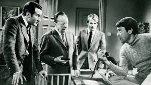 3 januar 1969 start der zdf krimiserie der kommissar