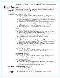 Examples Of Resumes Objectives And Sales Manager Resume Objective Ideas
