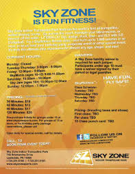 Pgh Momtourage: Sky Zone Indoor Trampoline Park - Jump Pass ...