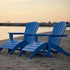 lovable polywood adirondack chairs pinecraft poly adirondack chair