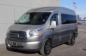 2017 Explorer Van Ford White Transit 7 Passenger