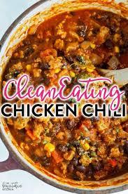 Paleo Pumpkin Chicken Chili by Clean Eating Chicken Chili The Bewitchin U0027 Kitchen