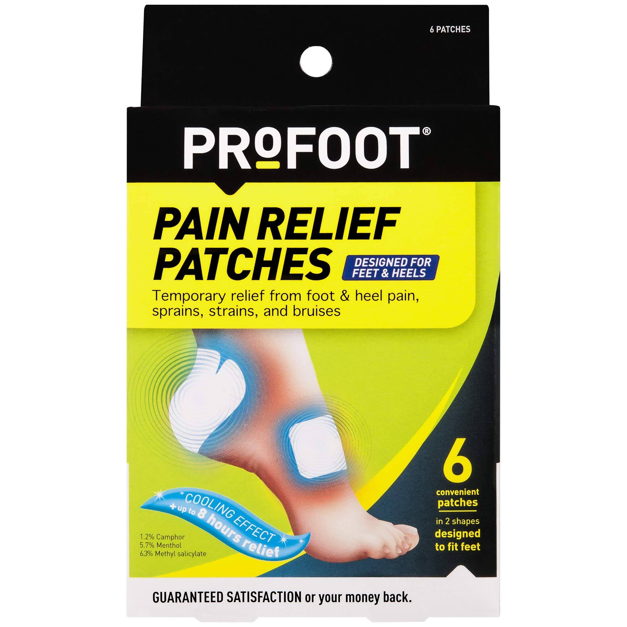 Profoot Pain Relief Patch - 6ct