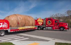 Giant Potato Headed To Hudson Valley Hudson River Truck And Trailer Plowsite Colandrea Buick Gmc Inc In Newburgh A Ny Beacon Ben Funk Trucks Equipment Tompkins Excavating Contact Us Enclosed Cargo Trailers Residence Poughkeepsie Bookingcom Towing Experts Rhinebeck The Valley Area Car Suv Truck Heavy Hauler