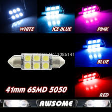 Aliexpress.com : Buy FAST SHIPPING!!! 10x 41mm 5050 Festoon 12V DC ... 1956 Ford Custom Truck Interior Franks Hot Rods Upholstery 7pcs Extra Blue Led Bulbs 2004 2008 F150 White 2009 2014 Front Lights F150ledscom Semi 6 Watt Universal Dome Light For Car Suv Lil Ray Raises Bar On Interior Truck Design With Pride Polish 4 In 1 Inside Atmosphere Lamp 48 Led Decoration The Cabin Lights Ats 15x Mod American Simulator Strip Neon Motobike Safety Lvo Fh16 2012 Blue Dashboard Lights 122x Euro 8 Pcs Rock Kits For Exterior Under Off Road Set Auto Decor Lighting Floor