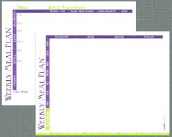 Party Menu Planner Template Templates Save Word Dinner Meal Planning