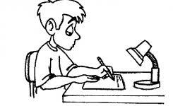 Write Writing Clip Art Black And White Free Clipart 3 pertaining to Writing Clipart Black