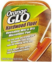 amazon com orange glo hardwood floor 4 in 1 monthly polish 24 oz