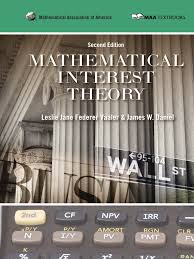 Sinking Fund Calculator Soup by Mathematical Interest Theory By Leslie Vaaler U0026 James Daniel Dr