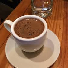 Anatolia Mediterranean Cuisine Turkish Coffee Reading My Fortune