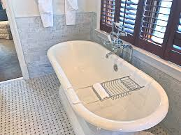 Bamboo Bathtub Caddy Bed Bath Beyond shareitsaturday why you need this for your bathtub u2013 the daily starr