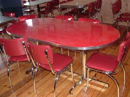 100 Red Formica Table And Chairs 55 Retro Kitchen Retro Blue Kitchen