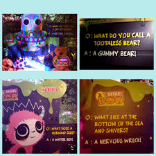 Scary Halloween Riddles For Adults by Safari Boo 2016 A Merry Not Scary Kids Event Giveaway Kids