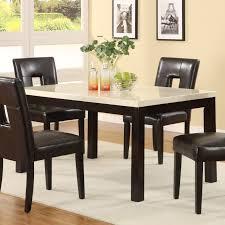 Round Kitchen Table Sets Walmart by Kitchen Black Marble Dining Table Marble Table Marble Dinner