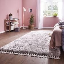 kenitra hochflor teppich mauve