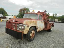 1960 Ford Truck For Sale 1960 Ford Tow Truck Trucks For Sale ...