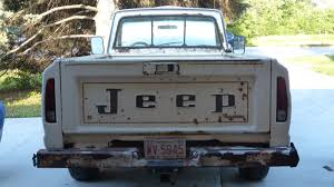 100 Old Jeep Trucks For Sale Theres No New Pickup Truck So Were Just Gonna Rebuild An One