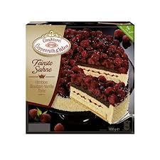himbeer bourbon vanille torte feinste sahne conditorei coppenrath wiese 1800 gramm tiefgefroren