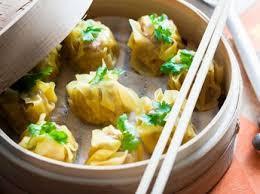 cuisine asiatique vapeur raviolis vapeur à la chinoise recettes femme actuelle