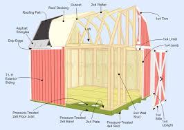 Shed Plans 16x20 Free by Free Storage Shed Plans 16x20 Nearya
