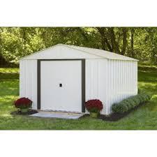 metal storage sheds you ll love wayfair