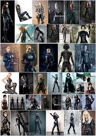 Female Tactical Assassin Stock Photography Research