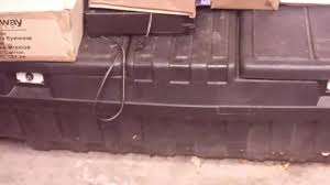 For Sale -Black Plastic Tool Box For Large Pick Up Truck.MOV - YouTube