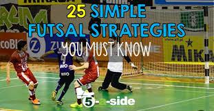 technique de foot en salle 25 top futsal tactics strategies you must 5 a side