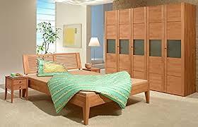 schlafzimmer komplett massivholz buche geölt mit milchglas