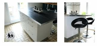 fabrication d un ilot central de cuisine fabrication d un ilot central de cuisine la cuisine avant apr s in