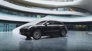 Porsche Cayenne S - Porsche USA