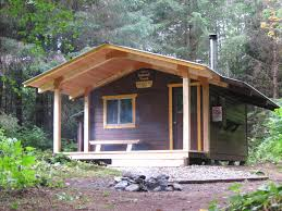 100 Minimalist Cabins Tongass National Forest Kah Sheets Bay Cabin