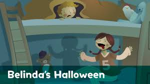 Poems About Halloween Night by A Spooky Halloween Poem Youtube
