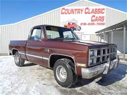 1982 GMC Sierra For Sale | ClassicCars.com | CC-1056017 Car Brochures 1982 Chevrolet And Gmc Truck Chevy Sierra C1500 Pickup Truck Item B5268 Sold Wedn 104 Best Wheels Us Images On Pinterest Suburban Dualrearwheel Crew Cab Sqaurebodies Blazer Blazers Gmc 4x4 Short Box Custom Used K1500 For Sale C7000 Tpi S15 Diesel Youtube After 4 Ord Lift Advance Vocational Ez Specifications Data Book Original