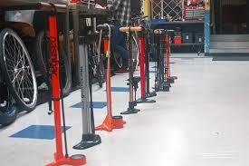 Lezyne Steel Floor Drive Pump Canada by The Best Bike Pump Floor Standing Wirecutter Reviews A New