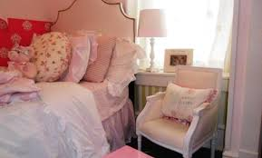 Simply Shabby Chic Bedding by Bedding Set Pink Crib Bed Skirt Tiered Dust Ruffle Stunning