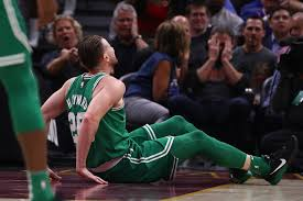 Boston Celtics' Gordon Hayward Suffers Fractured Ankle In Season ... Nba Finals Kicks Of The Night Bevel The Nbas Most Interesting Shoe Sizes Sole Collector Boston Celtics Gordon Hayward Suffers Fractured Ankle In Season Playoff Slamonline World Reacts To Reported Carmelo Anthony Trade Nbacom Shoes Each Star Is Wearing Cluding