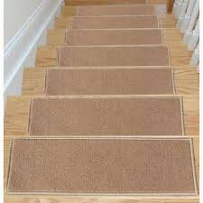 Stair Carpet Grippers by Stair Treads U0026 Runners Rugs The Home Depot