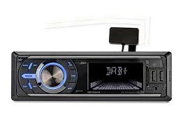 caliber autoradio dab fm radio 4x 75w rmd049dab