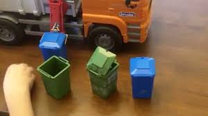 Garbage Truck Video - Bruder Side Loader - YouTube Disney Pixar Cars Lightning Mcqueen Toy Story Inspired Children Garbage Truck Videos For L Kids Bruder Garbage Truck To The Trash Pack Series Toys Junk Playset Video Review Trucks For With Blippi Learn About Recycling Medium Action Series Brands Big Orange At The Park Youtube Toy Battle Jumping Ramps Best Toys Photos 2017 Blue Maize Zach The Side Rear Loader Car Rubbish Removal Video For Kids More Of Mattels Stinky Stephanie Oppenheim