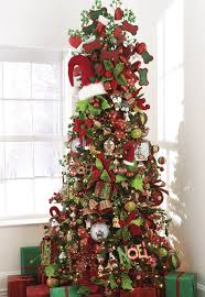 Raz Gold Christmas Trees by Raz 2017 Decorated Christmas Trees Trendy Tree Blog Holiday