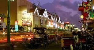 Malioboro Street Yogyakarta Indonesia