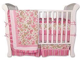 Amazon Trend Lab Paisley Park 4 Piece Crib Set Crib