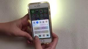 How to change FLASHLIGHT BRIGHTNESS on iOS 10